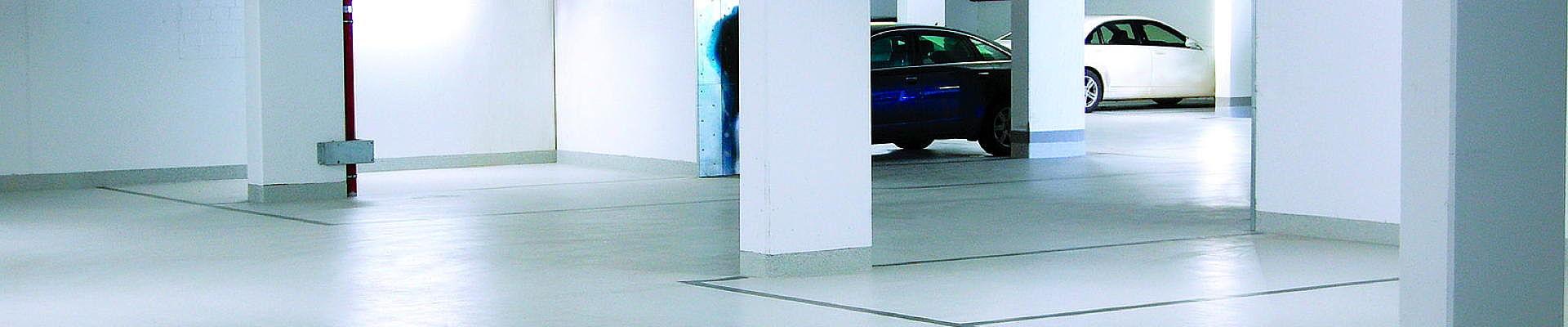 Flüssigkunststoff für Tiefgarage und Parkhaus. Eine saubere Lösung.