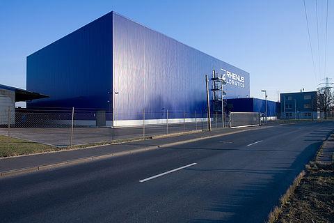 Fassadengestaltung durch die Wierig GmbH.