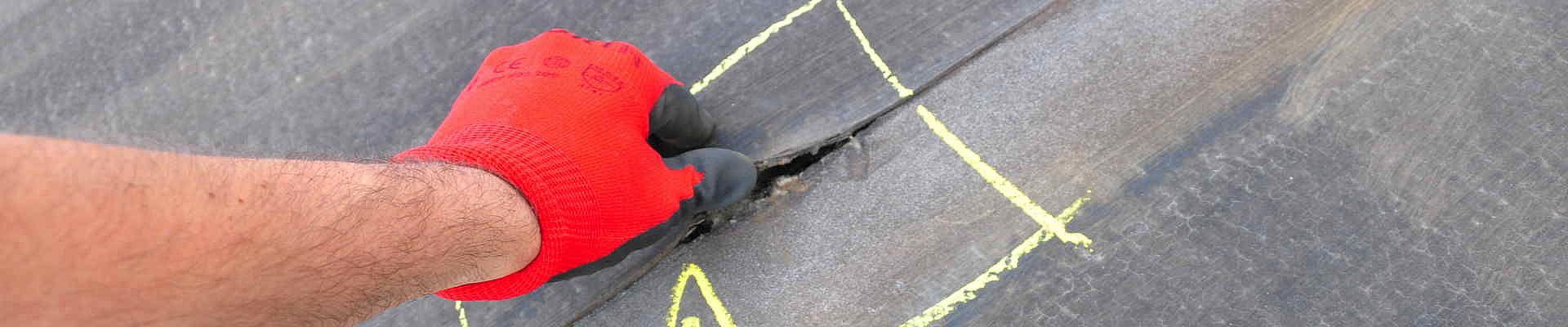 Wierig Dachservice. Wir prüfen Ihr Dach bevor es undicht ist und durchregnet.