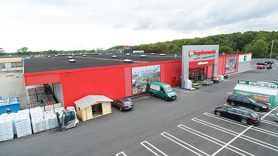 Flachdach von Wierig GmbH Dach und Fassade
