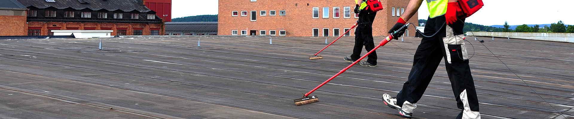 Innovativ und modern: Dachmonitoring zur Sicherung der Dachfläche