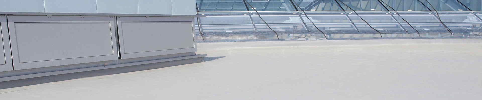 Das Umkehrdach ist eine Speziallösung für die Dämmung eines Flachdachs.