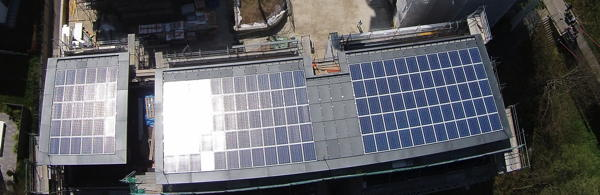 Solar, Energie, Photovoltaik von der Wierig Solar AG